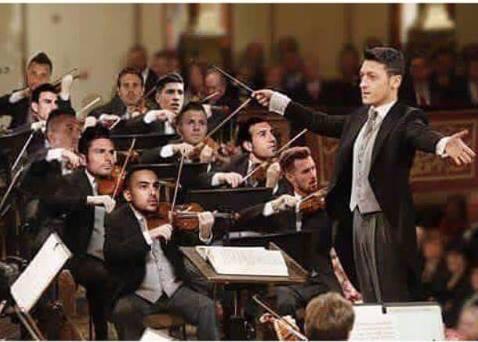 Maestro Ozil