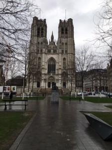 The Cathedral Ilôt Sacré